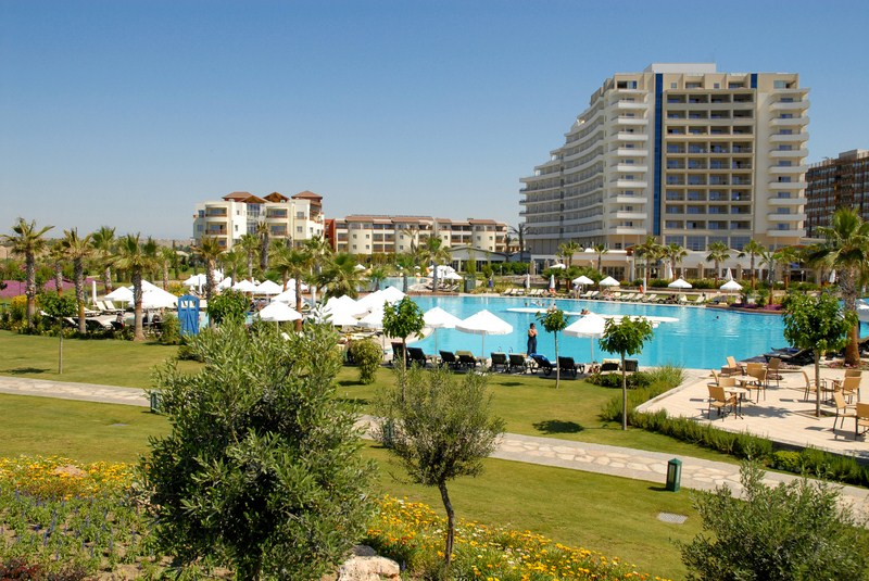 ★★★★★ BARUT HOTELS LARA RESORT SPA AND SUITES 5* Lara – Antalya